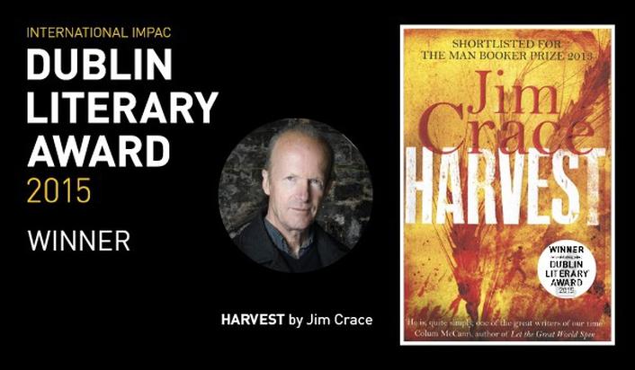 Winner of 2015 International IMPAC Dublin Literary Award