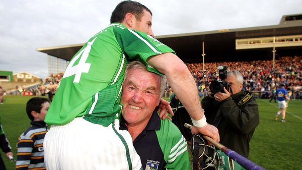 Richie Bennis won an All-Ireland with Limerick in 1973