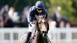 Ryan Moore will return to action on Friday at Newmarket