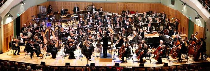 RTÉ Concert Orchestra string quartet