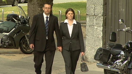 Sandra Higgins denies intentionally or recklessly causing serious harm to the baby
