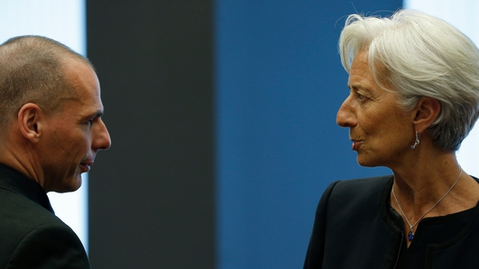 Former IMF director explains what's next for Greece