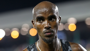 Mo Farah: 'Sad to see racial harassment in this day and age.'