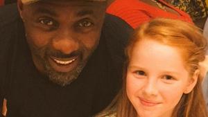 Idris Elba and Ali Keating