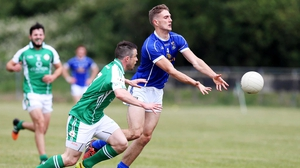 Killian Clarke put in a commanding performance in the Cavan defence as the Breffni men proved too strong for London