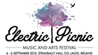 Electric Picnic takes place in Stradbally, Co. Laois from September 4 - 6