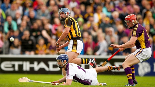 Kilkenny ran out easy winners against Wexford