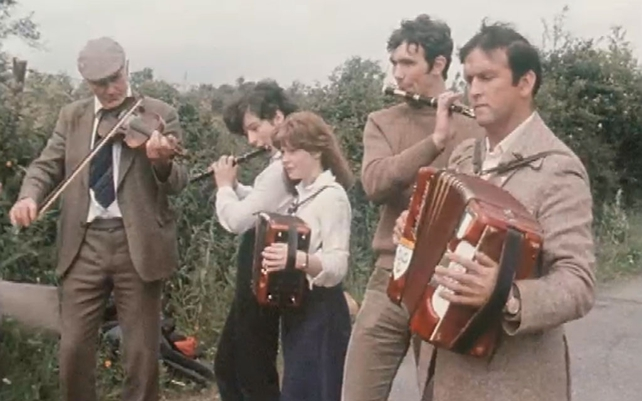Musicians in Co. Clare (1980)