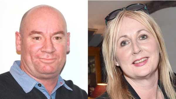 Cllr Kieran McCarthy has been expelled while Cllr Melissa Mullane has been suspended for a year (Pic: Irish Examiner)