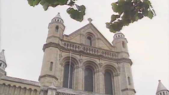 Saint Anne's Cathedral in Belfast