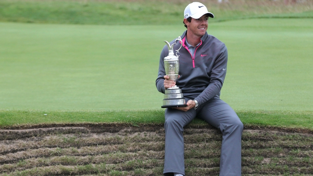 Rory McIlroy set to miss Open with ankle injury