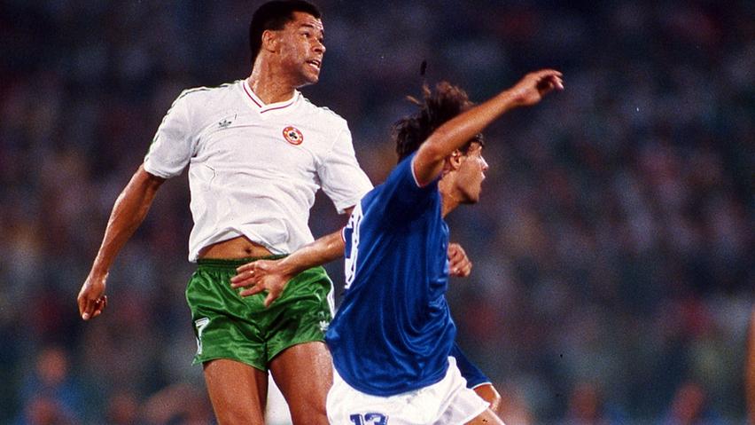 Italia '90: Ireland 0-1 Italy