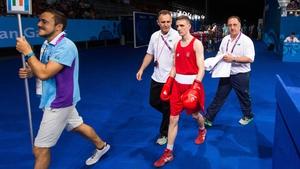 Brendan Irvine will box for gold on Thursday