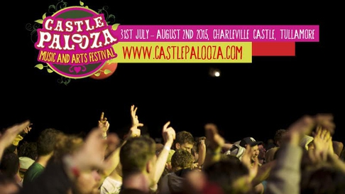 Pair of three-day camping tickets to Castlepalooza up for grabs
