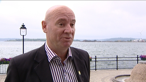 Kieran McCarthy claims to have the support of the majority of party members in the Cork East constituency