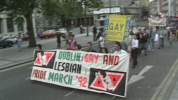Gay Pride 1992