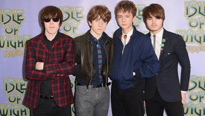The Strypes replacing Azealia Banks