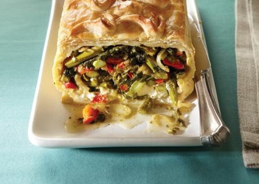 Neven's Recipes - Vegetarian Wellington