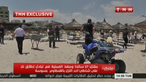 Today's incident is the second major attack in Tunisia this year