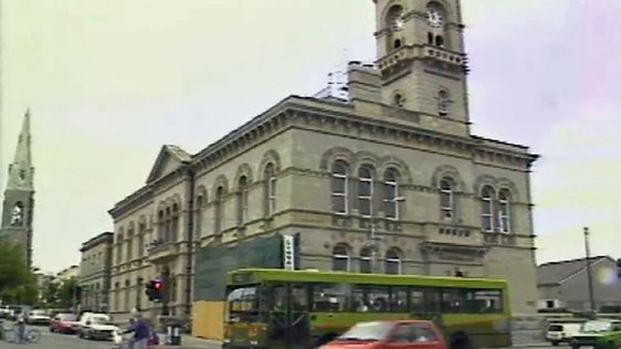 Dun Laoghaire Town Hall (1990)