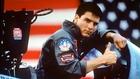 Cruise as Maverick in the original 1986 film
