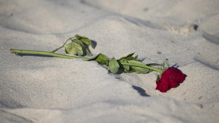 Tunisia - Gun Attack