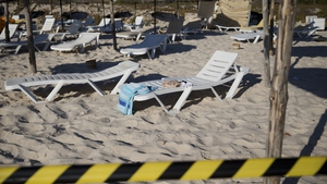 38 people, including three Irish, died in Sousse beach attack
