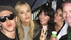 Laura Whitmore and Niall Horan having the craic at Glastonbury