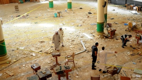 27 people were killed during Friday prayers at Kuwait City's Grand Mosque