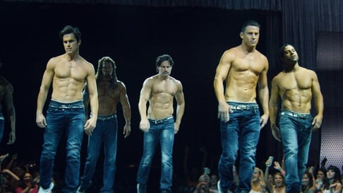 Magic Mike XXL hits cinema screens this Friday