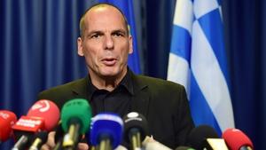 Former Greek finance minister Yanis Varoufakis is suing the ECB