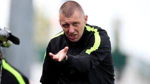Trevor Croly has left Bray Wanderers