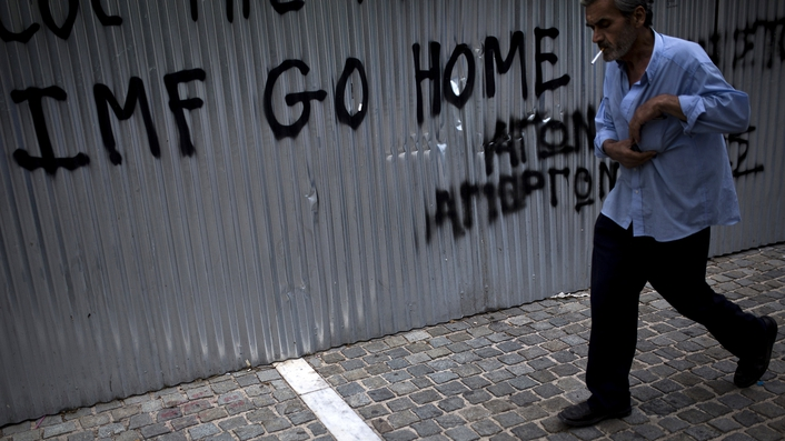Greece misses IMF deadline