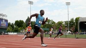 World 100m champion Gatlin has twice served drug bans