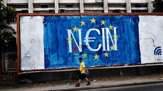 Greek community in Ireland reacts to crisis