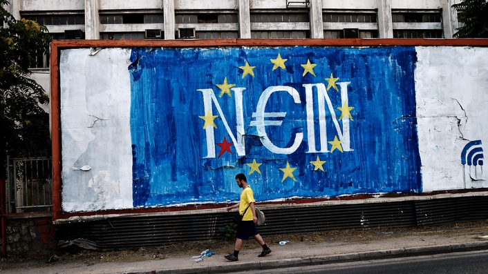 Greece needs €50bn over next three years