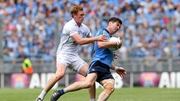 Former Footballer of the Year Michael Darragh Macauley has been left on the bench again as Dublin name an unchanged side of their All-Ireland semi-final with Mayo on Sunday