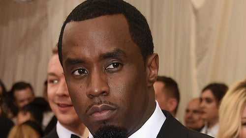 The artist formerly known as Diddy
