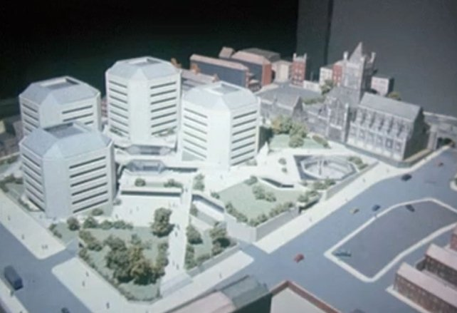 Civic Offices Model