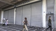 Greek banks and the Greek stock exchange to remain closed for a