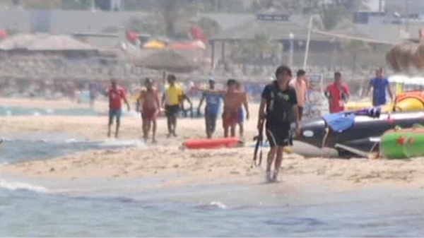 Saif Rezgui opened fire on the beach of the Imperial Marhaba hotel