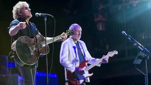 The Who at Glastonbury 2015