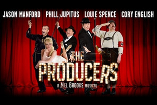 """The Producers"" at Bord Gáis Energy Theatre"