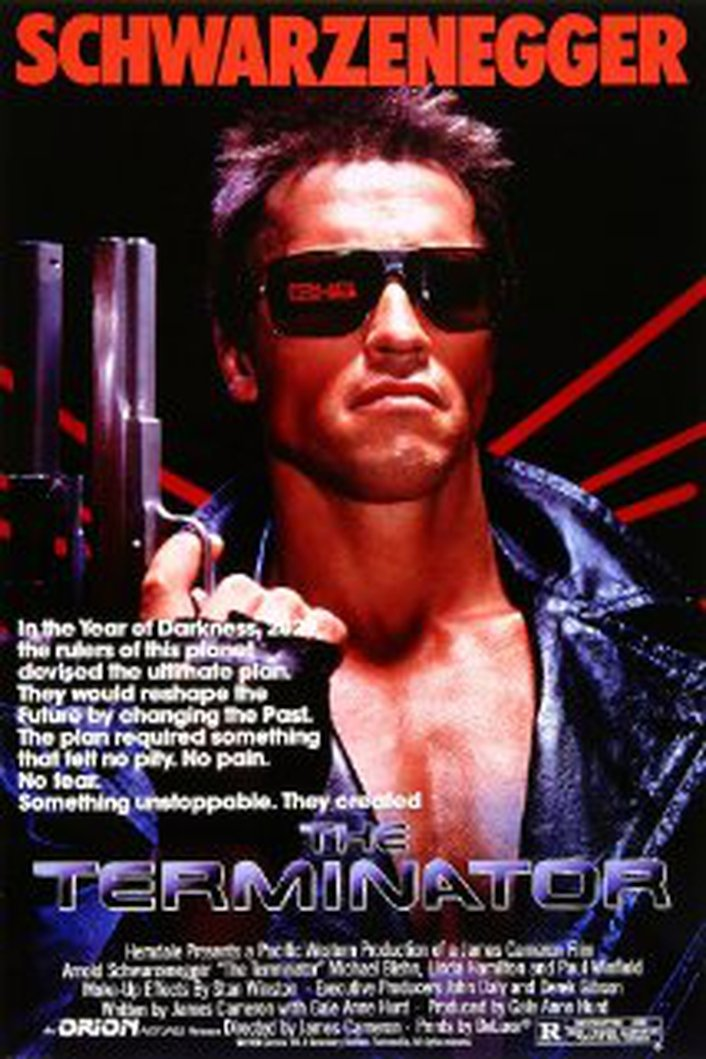 A history of The Terminator