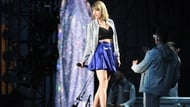 Taylor at Dublin's 3Arena on Monday night