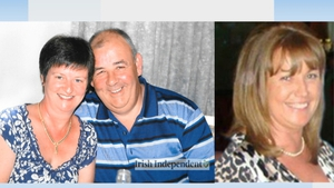 Athlone couple Martina and Laurence Hayes and nurse Lorna Carty were among the victims