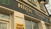 It follows the introduction of legislation to ban the sale and supply of 'head shop' drugs