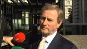 RTÉ News: Enda Kenny says he hopes the Greek financial crisis can be worked out soon