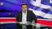 Alexis Tsipras has said Greece remains at the negotiating table
