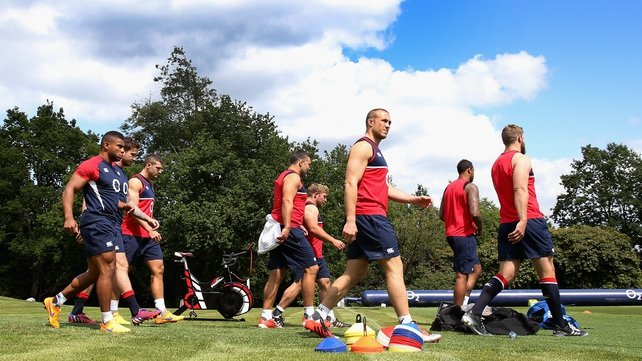 'Horrible' training sessions in store for England